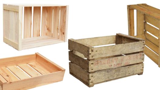 paniers caisses corbeilles alv. Black Bedroom Furniture Sets. Home Design Ideas